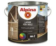 Alpina. Лазурь для дерева