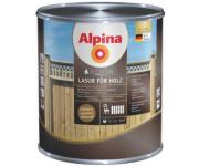 Alpina. AQUA Лазурь для дерева