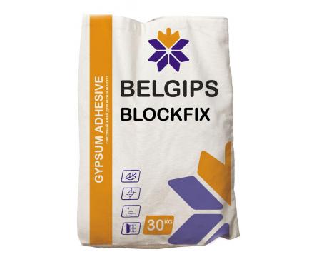 Belgips. Blockfix