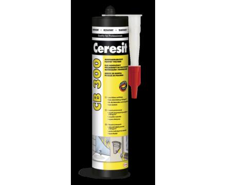 CB 300. Бесцветный монтажный клей на основе полимера
