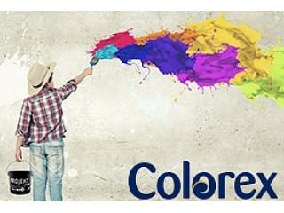 COLOREX - краски, антисептики, лаки