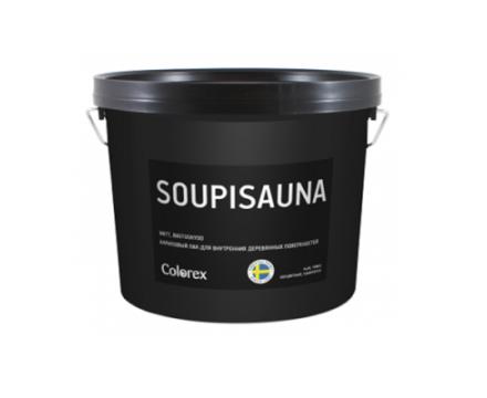 Colorex. Soupisauna