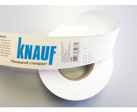 Knauf. Лента армирующая бумажная