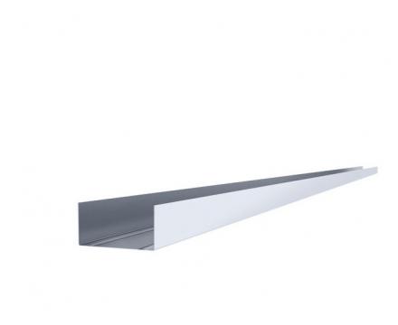Профиль для гипсокартона ПН: 75x40х3000мм Толщина - 0.6 мм.