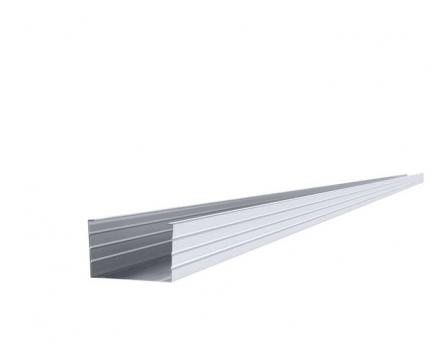Профиль для гипсокартона ПC: 75x50х3000мм Толщина - 0.6 мм.