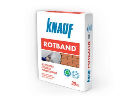 Knauf. ROTBAND