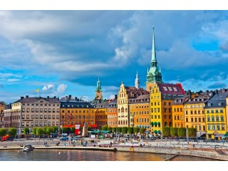 Краски из Швеции