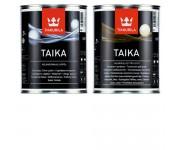 Tikkurila - Тайка одноцветная перламутровая лазурь (Золотистый)