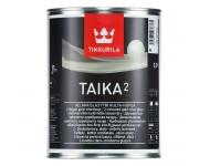 Tikkurila - Тайка двухцветная перламутровая лазурь(Золотистый/Серебристый)