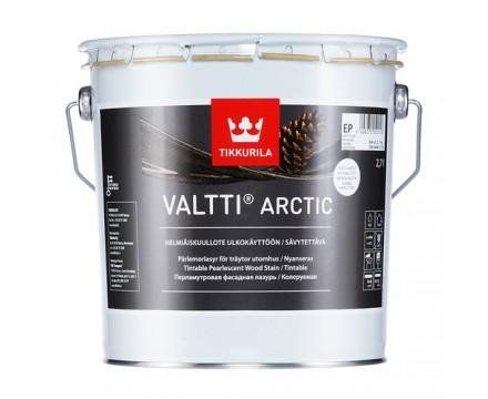 Tikkurila - Валтти Арктик перламутровая фасадная лазурь