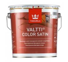 Tikkurila - Валтти Колор Сатин - антисептик с сатиновым блеском