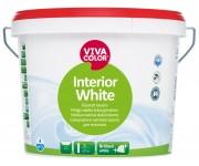 Vivacolor - Interior White Совершенно матовая краска для потолков