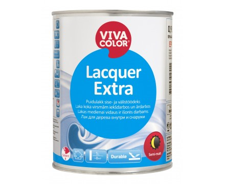 Vivacolor - Lacquer Extra (Extralak)  0,9л